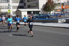 Le marathon 2014 de New York City 177 Photographie stock