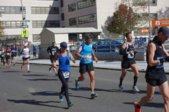 Le marathon 2014 de New York City 178 Images stock