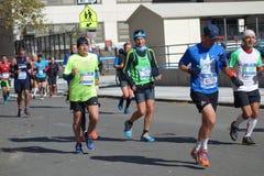 Le marathon 2014 de New York City 224 Photo libre de droits