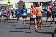 Le marathon 2014 de New York City 228 Photo libre de droits