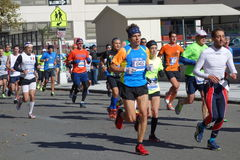 Le marathon 2014 de New York City 242 Photos stock