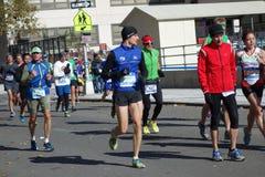 Le marathon 2014 de New York City 255 Image libre de droits
