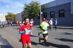 Le marathon 2014 de New York City 264 Photos libres de droits