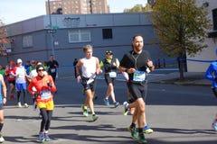 Le marathon 2014 de New York City 272 Photos libres de droits
