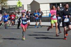 Le marathon 2014 de New York City 294 Images libres de droits