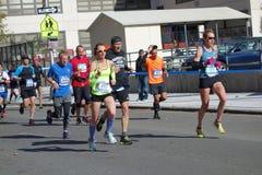Le marathon 2014 de New York City 301 Photographie stock