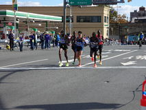 Le marathon 2016 de TCS New York City 194 Image libre de droits