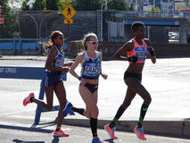 Le marathon 2016 de TCS New York City 197 Photo libre de droits