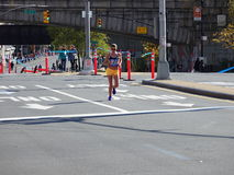 Le marathon 2016 de TCS New York City 242 Photographie stock libre de droits