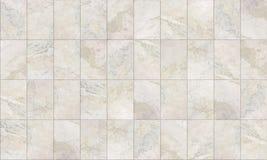 Le marbre sans couture couvre de tuiles la texture Photo libre de droits