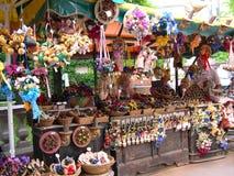 Le marché à Salzbourg Autriche Photographie stock libre de droits