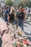 Le marché aux puces à Vienne Photo libre de droits