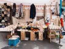 Le marché chez Izmailovsky Kremlin, Moscou image stock