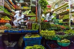 Le marché chez Mumbai Images libres de droits