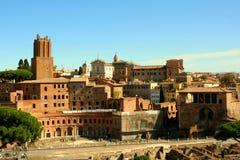 Le marché de Traiano Photographie stock