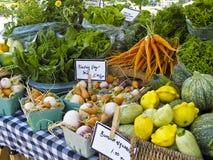 Le marché des fermiers Image stock