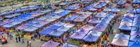 Le marché du fermier Photos libres de droits