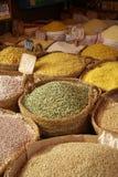 Le marché du Maroc Images libres de droits