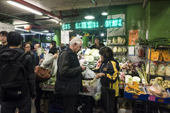 Le marché du paddy, Haymarket - Sydney Images libres de droits