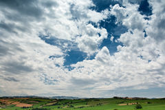 Le Marches, Italy, Countryside Royalty Free Stock Images