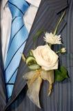Le marié. Image libre de droits