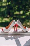 Le mariage chausse HD Photo libre de droits