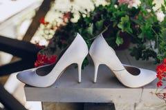Le mariage chausse HD Photos libres de droits