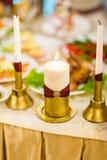 Le mariage mire la décoration Photo libre de droits