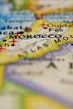 Le Maroc Photos stock