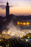 Le Maroc image libre de droits