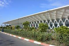 Le Maroc, aéroport Images stock