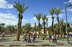 Le Maroc, Marrakech Images stock