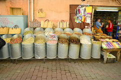 Le Maroc, Marrakech Photo stock