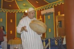 Le Maroc, Marrakech Photo libre de droits