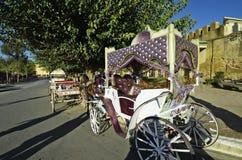 Le Maroc, Meknes Photos stock