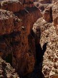Canyon de vallée de Dades Images libres de droits