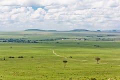 Le masai Mara Photographie stock