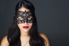 Le masque Photographie stock
