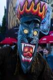 Le masque de fantôme de Phi Ta Khon Festival Images libres de droits
