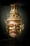 Le masque de l'acteur Photos libres de droits