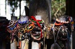 Le massacre met en place la tombe de masse, Cambodge image libre de droits