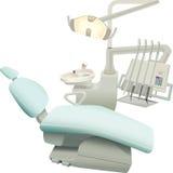 Le matériel de chirurgie dentaire Photo stock
