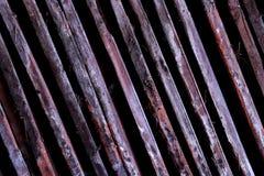 Le mattonelle di tetto si chiudono su Fotografia Stock Libera da Diritti