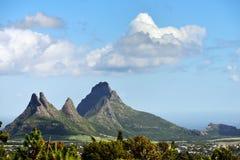Le Mauritius immagine stock