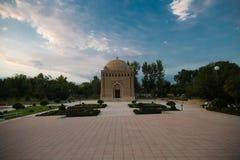 Le mausolée de Samanid Image libre de droits
