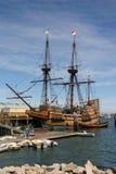 Le Mayflower Image libre de droits