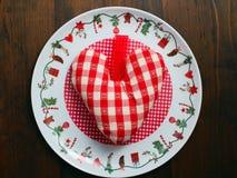 Le meilleur cadeau est amour de votre coeur Images libres de droits