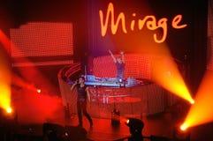 Le meilleur DJ Armin van Buuren Ibiza Photographie stock libre de droits