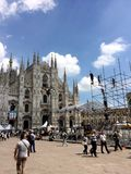 Le meilleur ¹ Milan de ‡ de ®ðŸ de ‡ de ðŸ de ville Images libres de droits