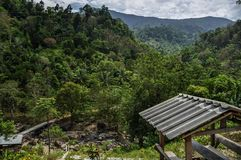 Le meilleur ozone en Thaïlande ici Image libre de droits